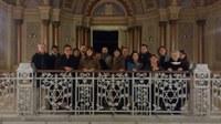"""Представители на НАБИС посетиха гр. Орадея, Румъния (13-17 декември 2016 г.), във връзка със стартиращия на 1 януари 2017 г. проект """"Устойчиво опазване и популяризиране на културното наследство в стил ар нуво в дунавския регион""""."""